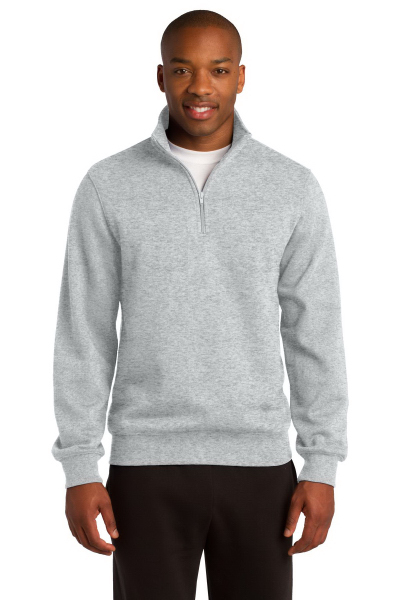 Custom Sport-Tek® 1/4-zip sweatshirt