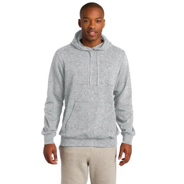 Imprinted Sport-Tek (R) Pullover Hooded Sweatshirt