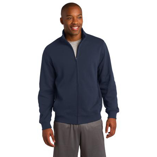 Imprinted Sport-Tek® Full-Zip Sweatshirt