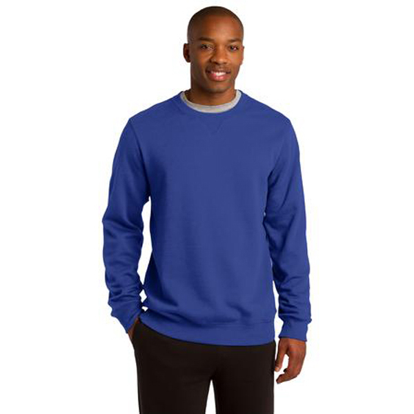 Customized Sport-Tek® Crewneck Sweatshirt