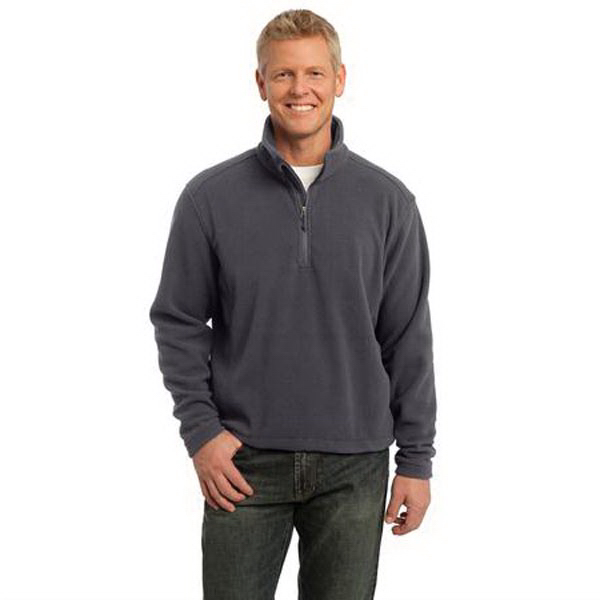 Promotional Port Authority (R) 1/4 Zip Value Fleece Jacket