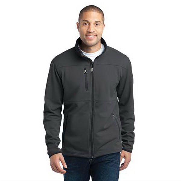 Custom Port Authority (R) pique fleece jacket