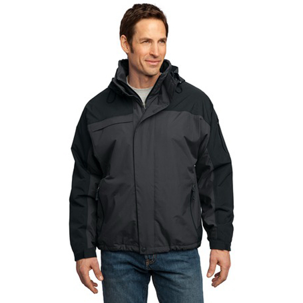 Customized Port Authority® Nootka jacket
