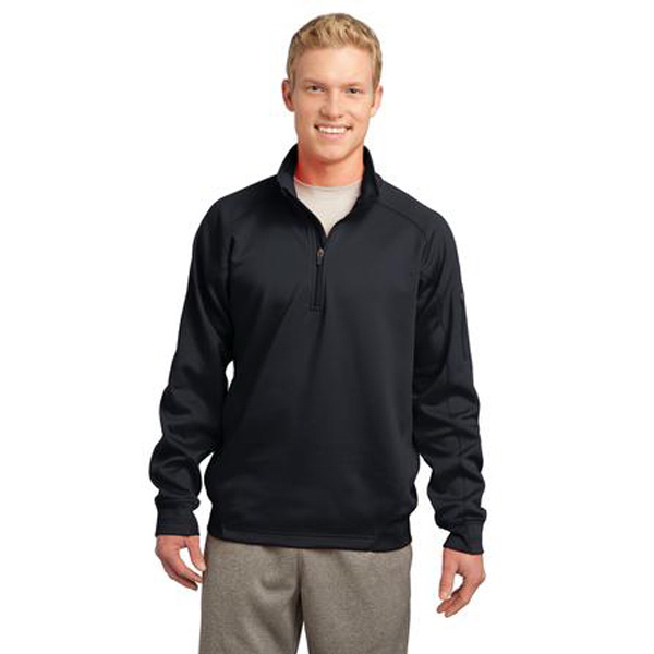 Custom Sport-Tek (R) Tech Fleece 1/4 Zip Pullover