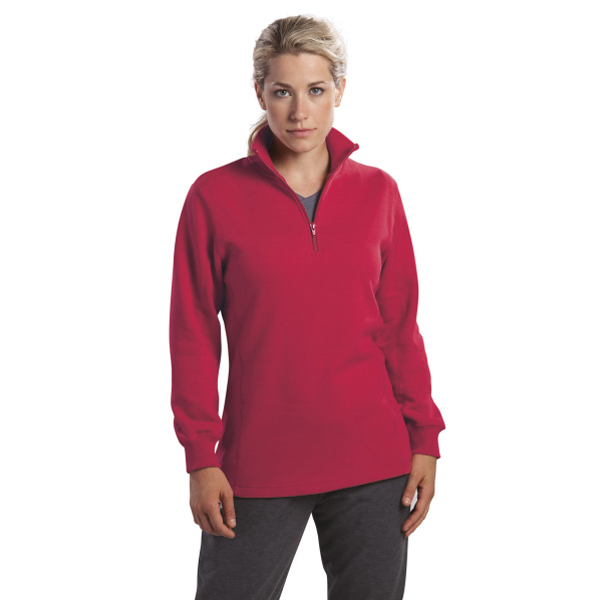 Imprinted Sport-Tek® 1/4-zip sweatshirt