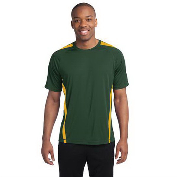 Promotional Sport Tek Colorblock Competitor Tee