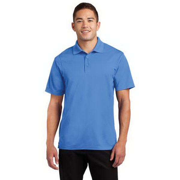 Printed Port Authority® Sport-Tek® Sport-Wick® polo