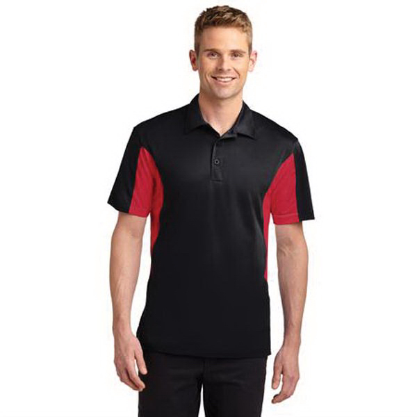 Customized Port Authority® Sport-Tek® Sport-Wick® polo