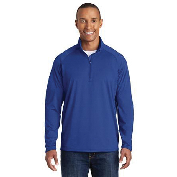 Customized Sport-Tek® Sport-Wick® 1/2-zip pullover