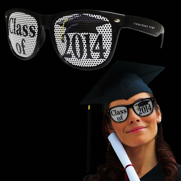 Personalized Class of 2014 Billboard Sunglasses