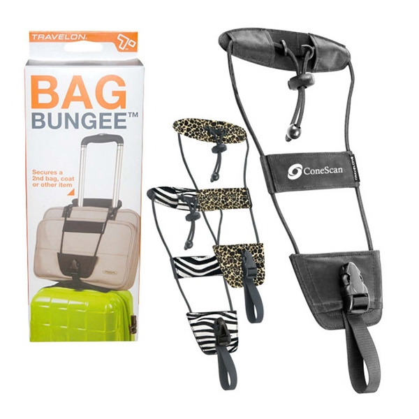 Imprinted Travelon (R) bag bungee