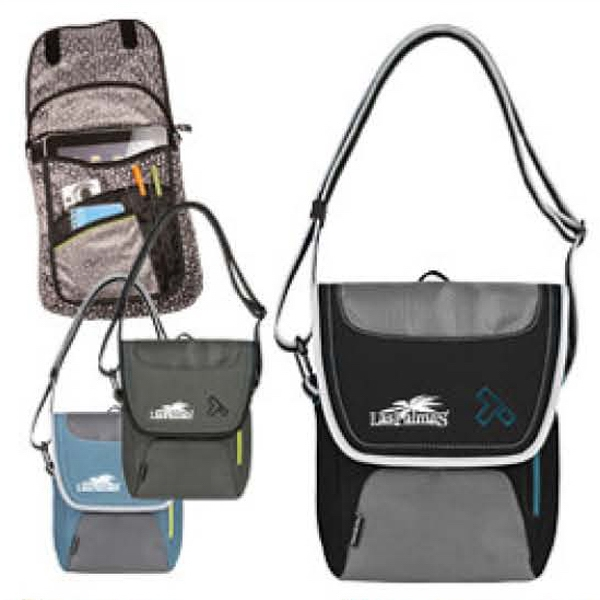 Customized Travelon (R) anti-theft React Small Messenger Bag