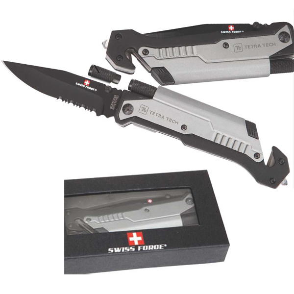 Custom The Swiss Force Rescue Multi-Tool