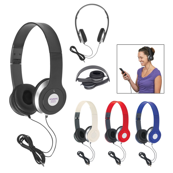 Promotional Jammer Headphones
