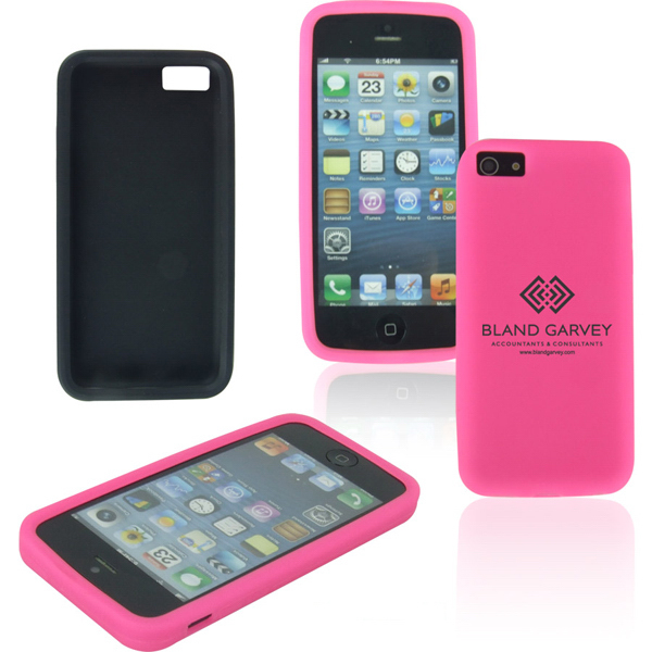 Personalized Silicon Protective Case for iPhone 5s