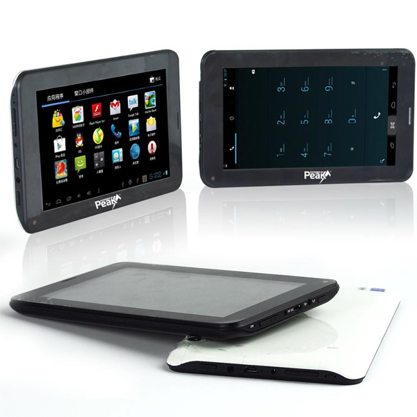 "Printed 7"" Touchscreen Tablet with Android 4.2"