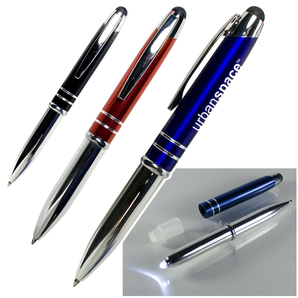 Custom Light, Pen and Stylus 3 in 1