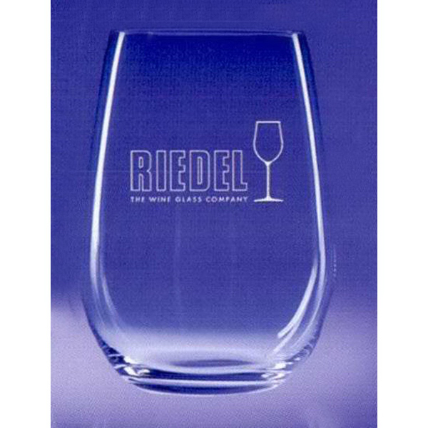 "Customized 13.25 oz ""O"" Riesling/Sauvignon Blanc Wine Tumbler"