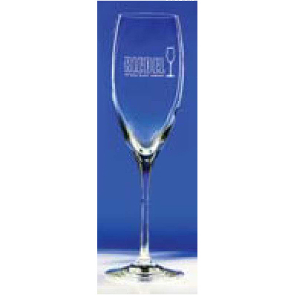 Promotional 8.5 oz Lead Crystal Vinum Cuvee Wine Glass