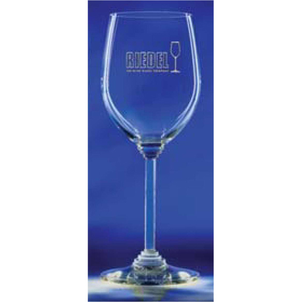 Custom 13 oz Viognier/Chardonnay Wine Glass