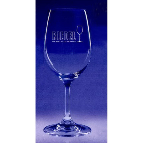 Customized 9.75 oz Ouverture White Wine Glass