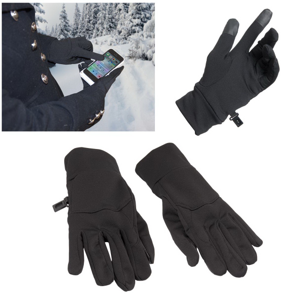 Imprinted Touch Screen Gloves