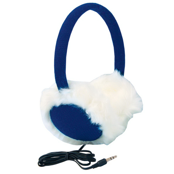 Imprinted Ear Muff Headphones