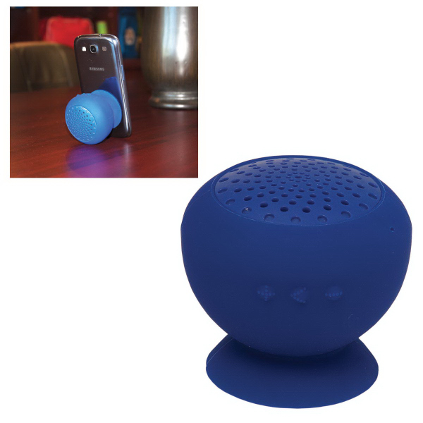 Personalized Silicone Bluetooth (R) Speaker