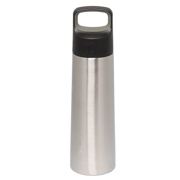 Custom 750 ml (25oz) Single Walled Stainless Steel Bottle