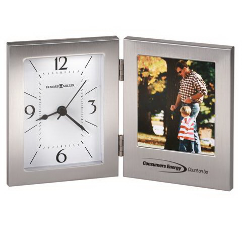Imprinted Envision (Photo Frame Clock)