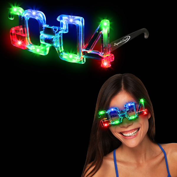 Custom 2014 Light Up Multi Color Eyeglasses