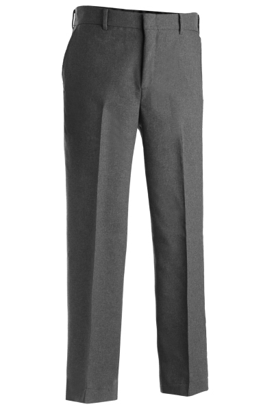 Custom Men's Polyester Flat Front Pants