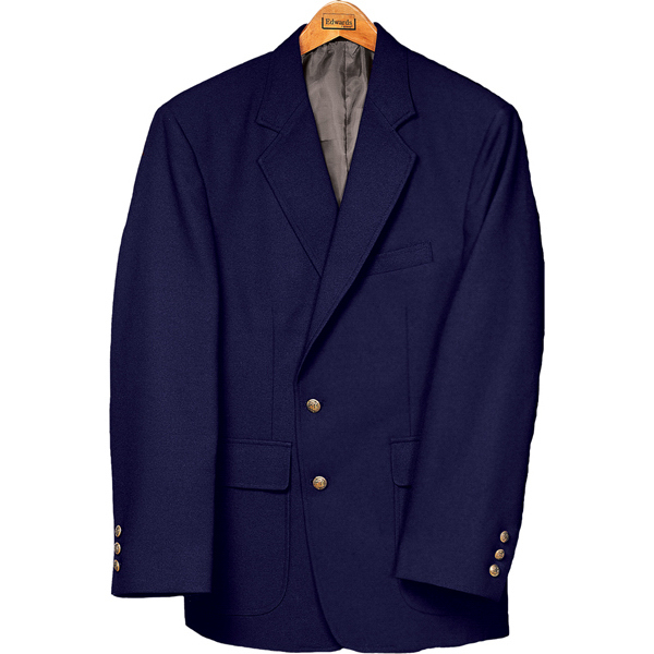 Personalized Men's Value Poly Blazer