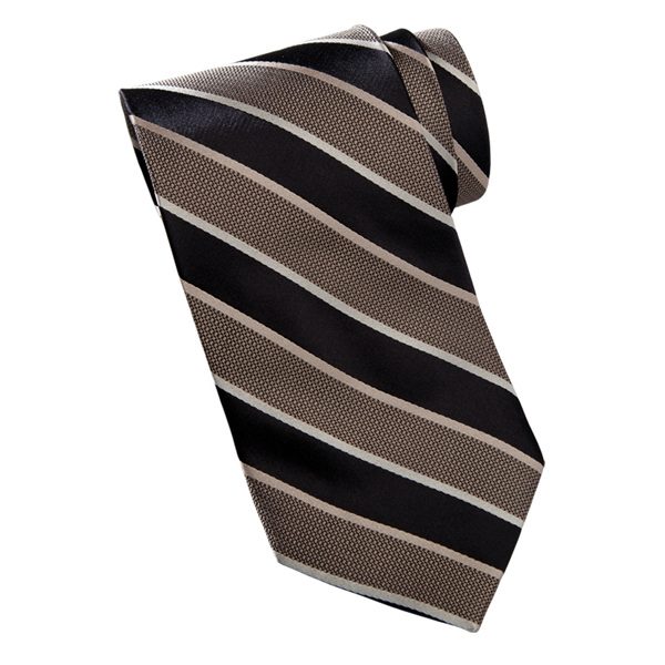 Promotional Wide Stripe Tie
