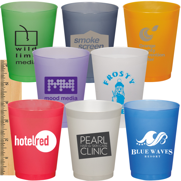Promotional FROSTED CUP 10