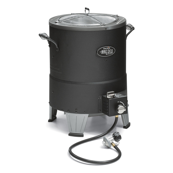 Imprinted The Big Easy (R) Gas Oil-less Turkey Cooker