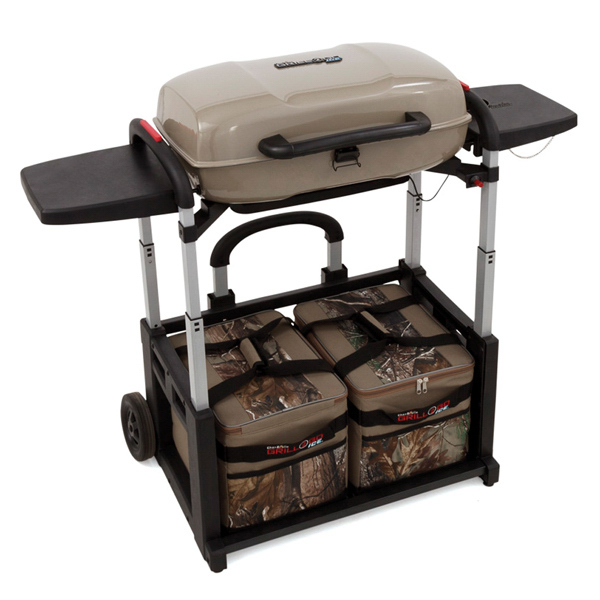 Imprinted Grill2GO (R) Ice Realtree (TM) Edition