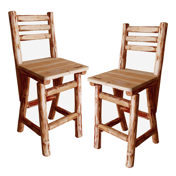 Customized Pub Chair (Set of 2)