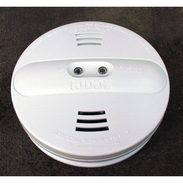 Personalized Battery Operated Dual Sensor Smoke Alarm