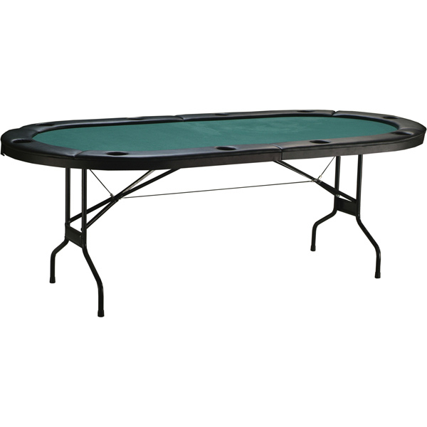 Imprinted Folding Poker Table