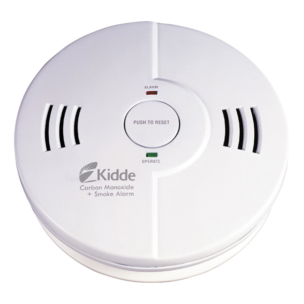 Imprinted Battery Operated Combination Carbon Monoxide and Smoke Alarm