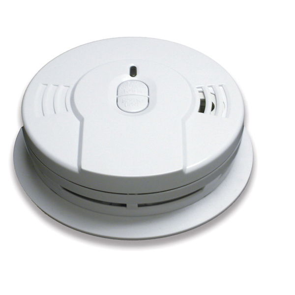 Personalized 10 Year Sealed Battery Smoke Alarm with Smart Hush (TM)
