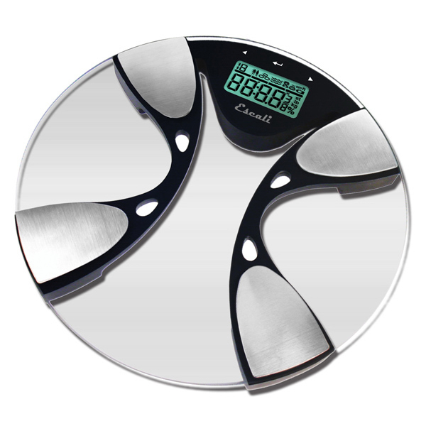 Personalized Body Fat and Body Water Bath Scale