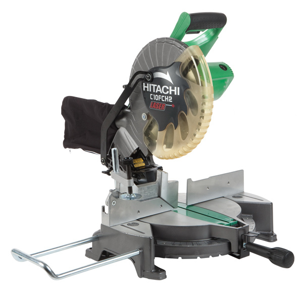 "Promotional 10"" Compound Miter Saw with Laser Marker"