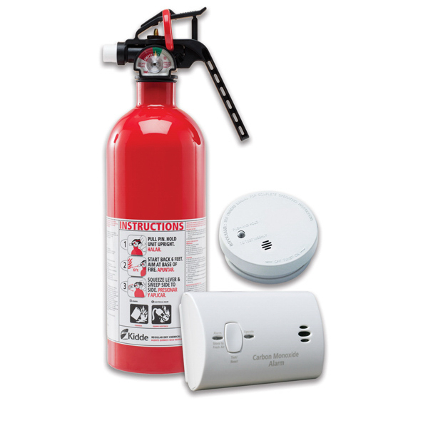 Printed Basic Home Safety Package