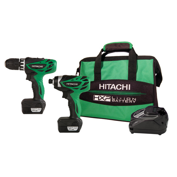 Imprinted 12V Lithium Ion Micro Driver Drill & Impact Driver Combo Kit