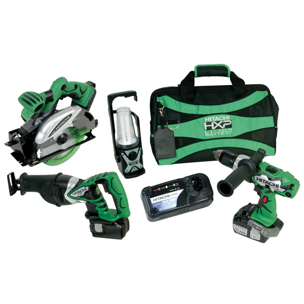 Personalized 18V 1.5Ah Lithium Ion Compact Pro 3-Tool Combo Kit