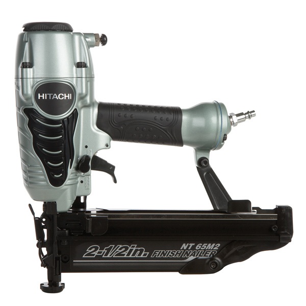 "Custom 2 1/2"" 16-Gauge finish Nailer with Air Duster"