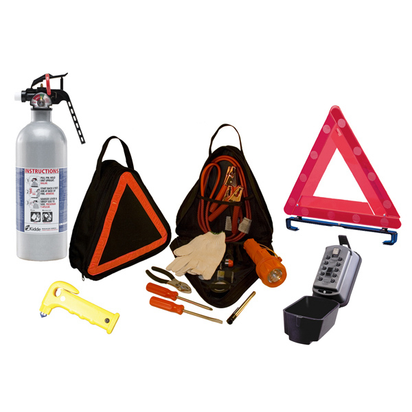 Customized Vehicle Emergency Package