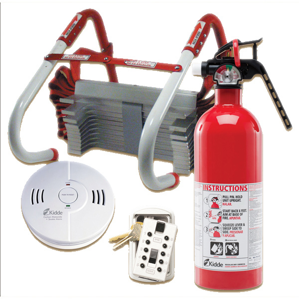 Promotional Deluxe Home Safety Package